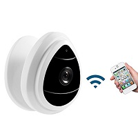Cheap Wireless Indoor Security Camera Systems For Home and Office
