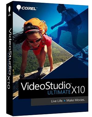 Corel VideoStudio Ultimate X10 Video Editing Suite for PC