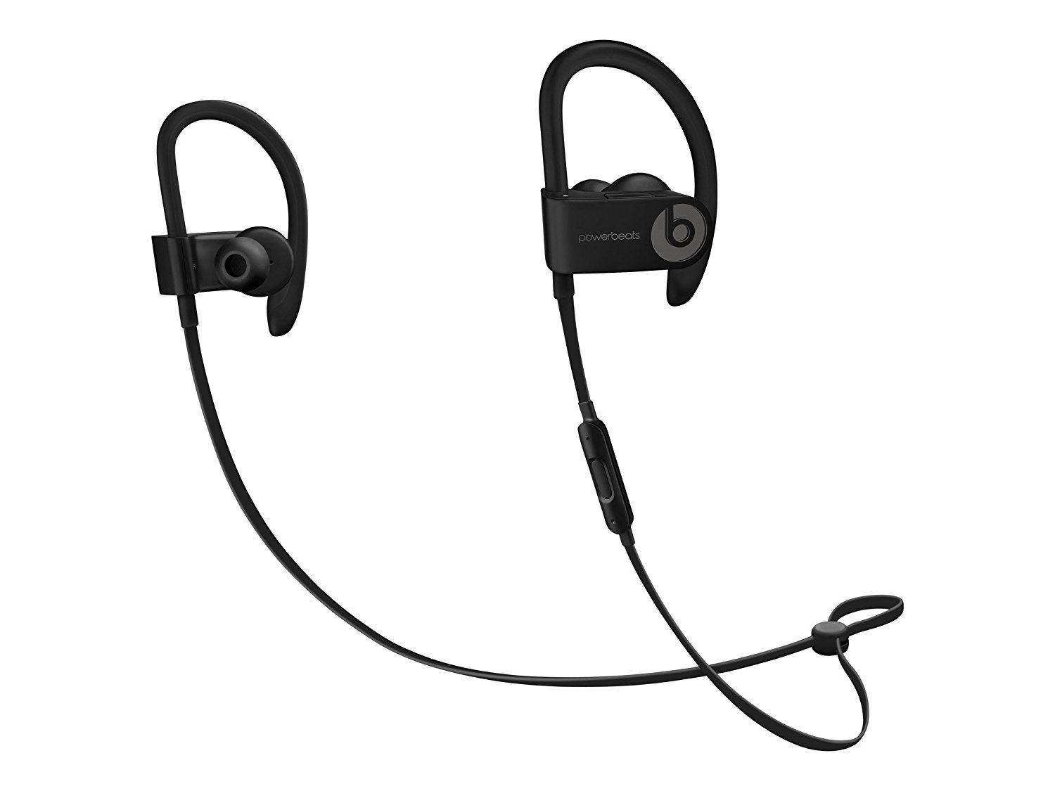 Powerbeats3 Wireless In-Ear Headphones – Black