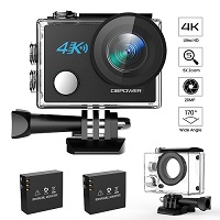 56% OFF DBPOWER N5 4K Action Camera Today Best Deal