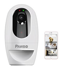 30% OFF Pawbo Life Wi-Fi Pet Camera