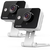 60% OFF Zmodo Wireless Two-Way Audio Security Camera & 6-Month Cloud Storage