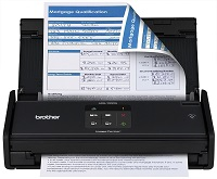 Brother ADS1000W Compact Color Desktop Scanner 10% OFF Discount Today