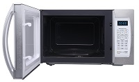 Save $21 Farberware Professional FMO13AHTPLE 1.3 Cubic Foot 1100-Watt Microwave Oven