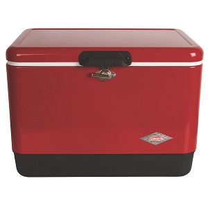 41% Off Coleman 54-Quart Steel-Belted Cooler
