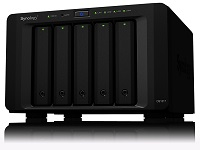 20% OFF Synology 5 bay NAS DiskStation DS1517 (Diskless)