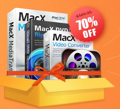 70% Off MacX Media Management Suite Coupon Code