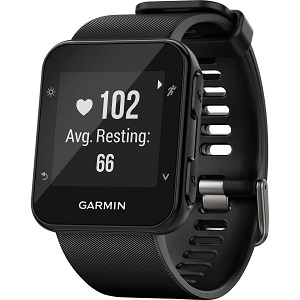 20% Off – $111.99 only Garmin Forerunner 35 Watch Certified Refurbished