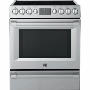 35% Off Kenmore PRO 92583 5.1 cu. ft. Self Clean Electric Range in Stainless Steel, includes delivery and hookup