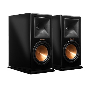 Save 25% on Klipsch Reference Premier Piano Black Speakers