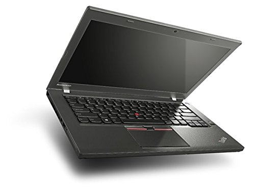 29% Off Lenovo Thinkpad T450 14″ HD+ LED Laptop, Intel Core i7-5600U Dual-Core 3.2GHz, 8GB DDR3, 256GB SSD, 802.11ac, Bluetooth, Win10Pro (Certified Refurbished)