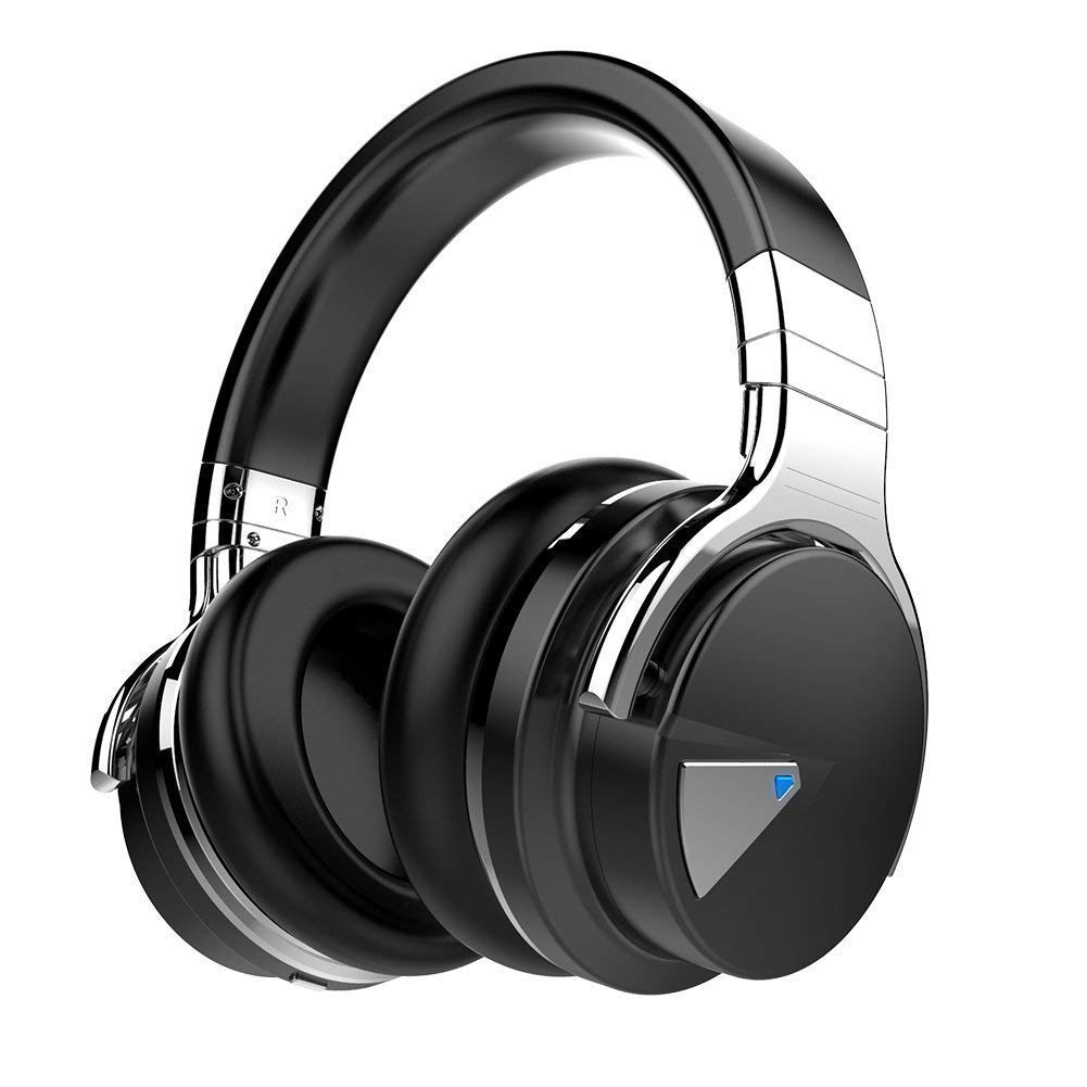 Best COWIN Active Noise Cancelling Wireless Headphones In 2018