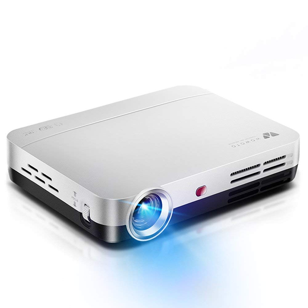 63% Off WOWOTO DLP LED Video Projector 1280×800 HD
