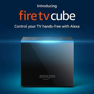 25% Off Fire TV Cube Deal