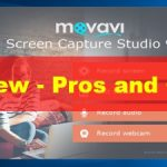 Movavi Screen Capture Studio Review Pros and Cons