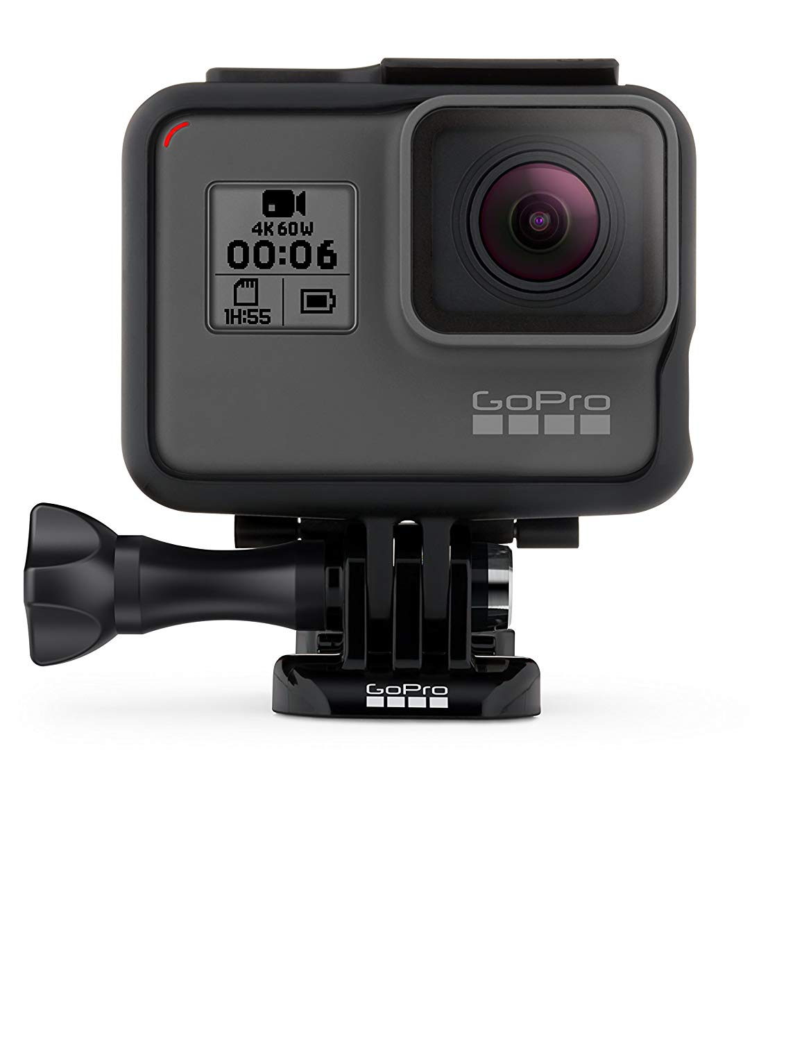 22% Off GoPro HERO6 Black 4K Action Camera (Certified Refurbished)