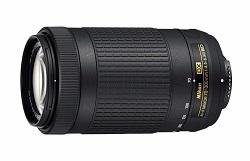 8% Off Nikon AF-P DX NIKKOR 70-300mm f/4.5-6.3G ED Lens for Nikon DSLR Cameras (Certified Refurbished)