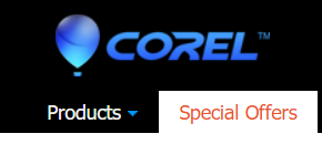 Corel Coupons