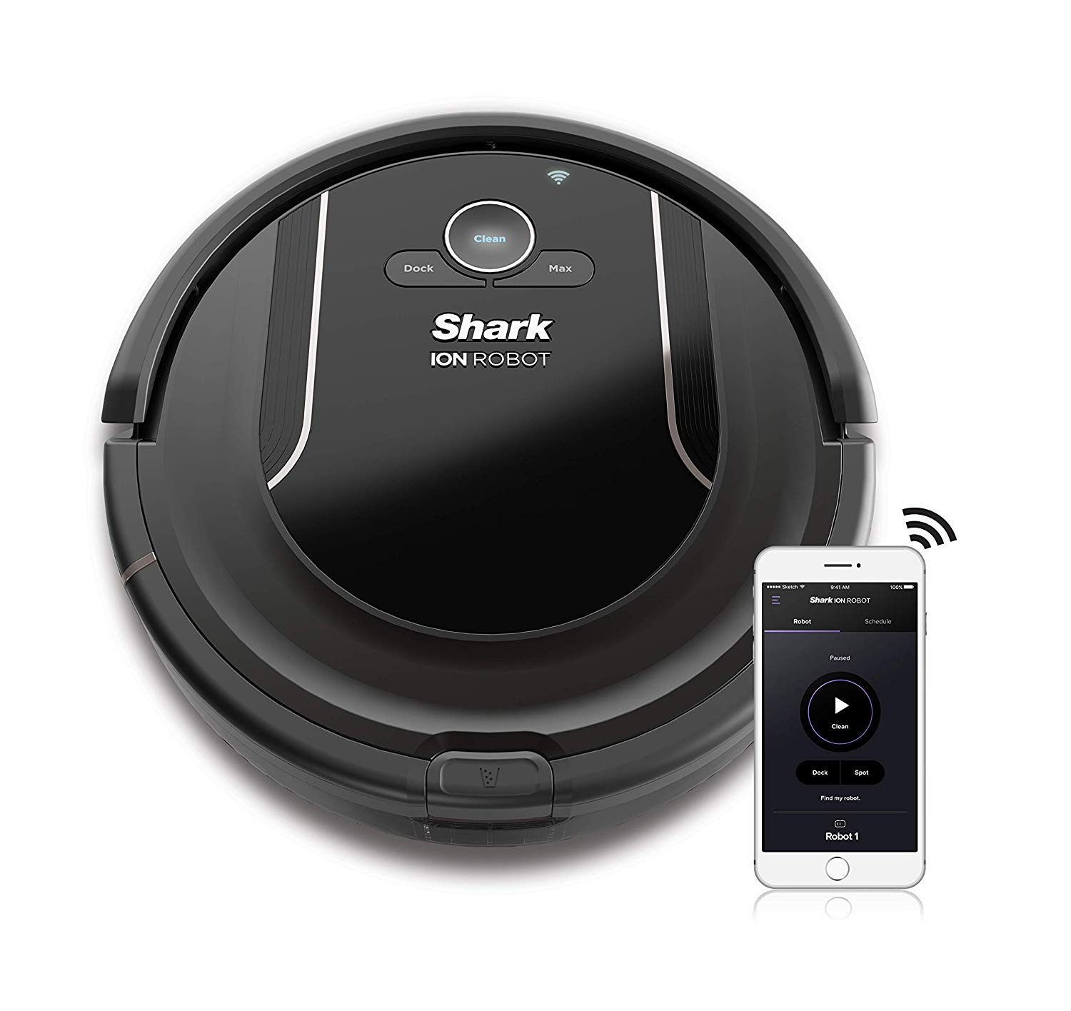 50% Off SHARK ION Robot Vacuum R85