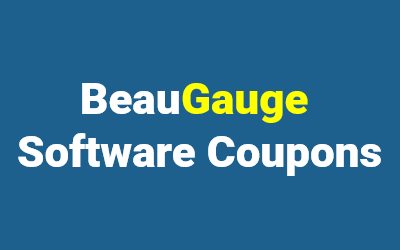 BeauGauge Software Coupon