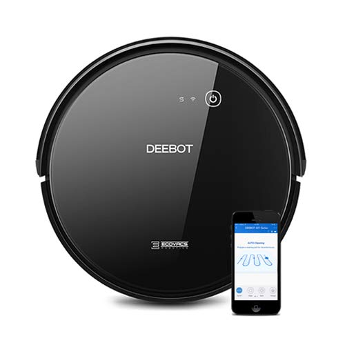 50% Off ECOVACS DEEBOT 601 Robotic Vacuum Cleaner