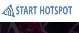 Start Hotspot Coupon