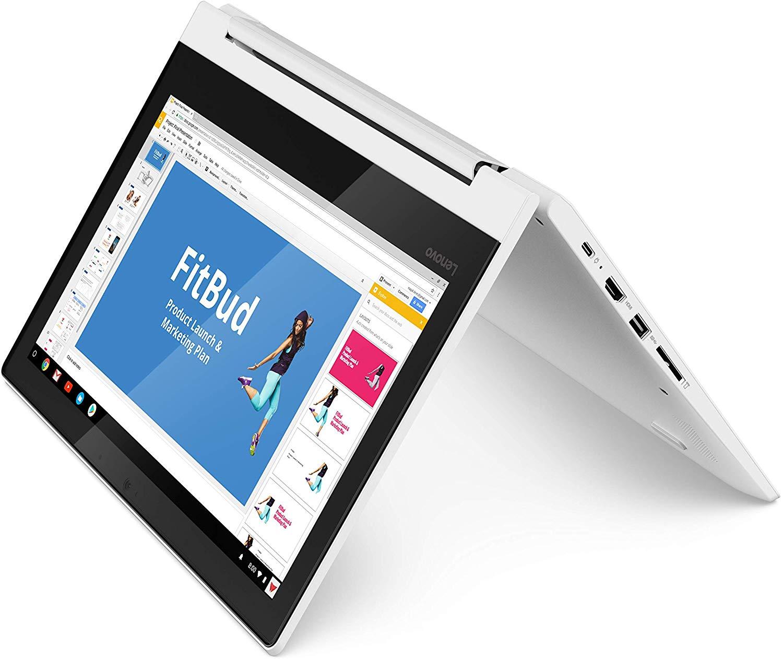 18% Off Lenovo Chromebook C330 2-in-1 Convertible Laptop