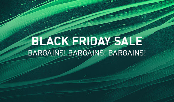 MAGIX Black Friday 2019 – 25% Off All Products