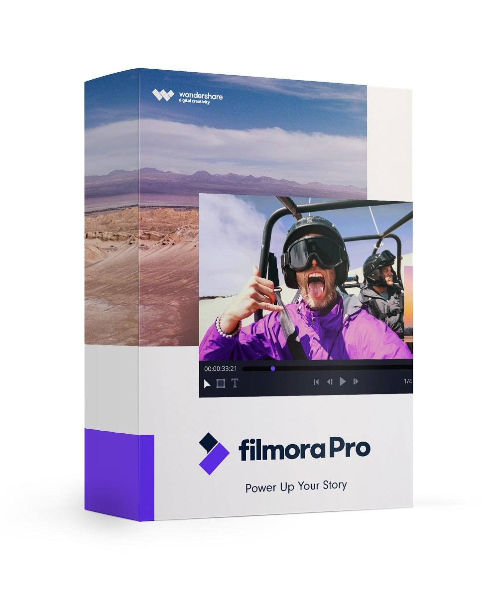 25% Off FilmoraPro Discount Code
