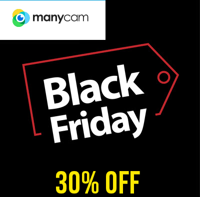 30% Off ManyCam Standard Annual and Lifetime