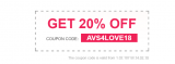 AVS4YOU 20% Off Valentine Day Coupon Discount
