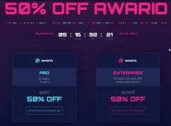 AWARIO Black Friday 2019: 50% Off Awario Pro & Enterprise