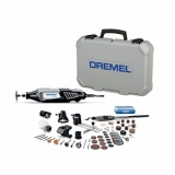 30% Off Dremel 4000-6/50 120-Volt Variable-Speed Rotary Tool with 50 Accessories