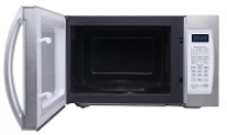 Save $21 Farberware Professional FMO13AHTPLE 1.3 Cubic Foot 1100-Watt Microwave Oven