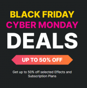 Wondershare Filmstock Black Friday 2020 and Cyber Monday Offers – Up to 50% on Selected Packs
