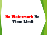 3 Best Free Screen Recorder No Watermark No Time Limit