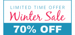 70% OFF Genie9 Promotion Coupon Code – 2018 Winter Sale
