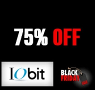 2019 IObit Black Friday Pack – ASC+DB for 3 PCs 75% Off Discount Coupon
