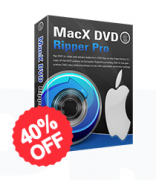 40% Off MacX DVD Ripper Pro Coupon Code