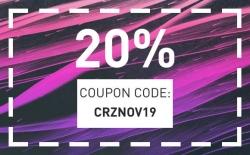 20% Off MAGIX Crazy November Sale – 2019 Black Friday