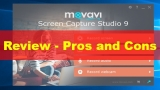 Movavi Screen Capture Studio Review: A 2-in-1 Suite For Professional Work