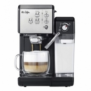 20% Off Mr. Coffee One-Touch CoffeeHouse Espresso Maker and Cappuccino Machine