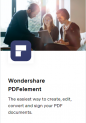37% Off Wondershare PDFelement for Windows Individual Perpetual License (Pro)