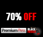 70% Off PremiumPress Responsive Auction Theme Discount – Black Friday & Cyber Monday 2019