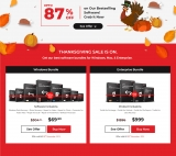 87% Off Stellar Data Software Thanksgiving Day 2019