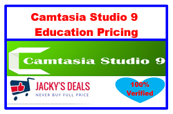 Camtasia Education Pricing Promotion Coupon- Save $30 Now