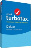 25% OFF TurboTax Deluxe Tax Software 2017