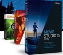 [60% OFF] Save $178 VEGAS Movie Studio 15 Suite Coupon