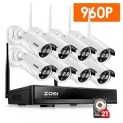 Get 20% OFF Today ZOSI Surveillance Camera System On Amazon