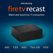 18% Off – You Save $60 on Fire TV Recast, over-the-air DVR, 1 TB, 150 hours